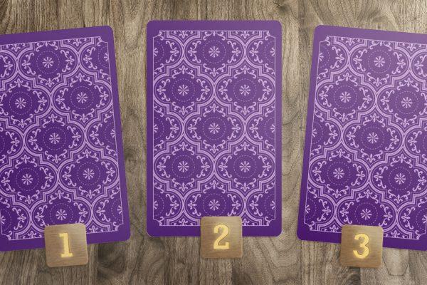 Choose Tarot Cards Back Love Reading
