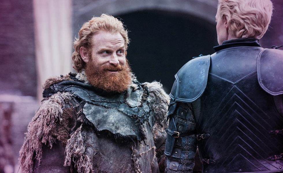 'Game Of Thrones' Star Reveals Tormund's Love For Brienne Extends Off Screen
