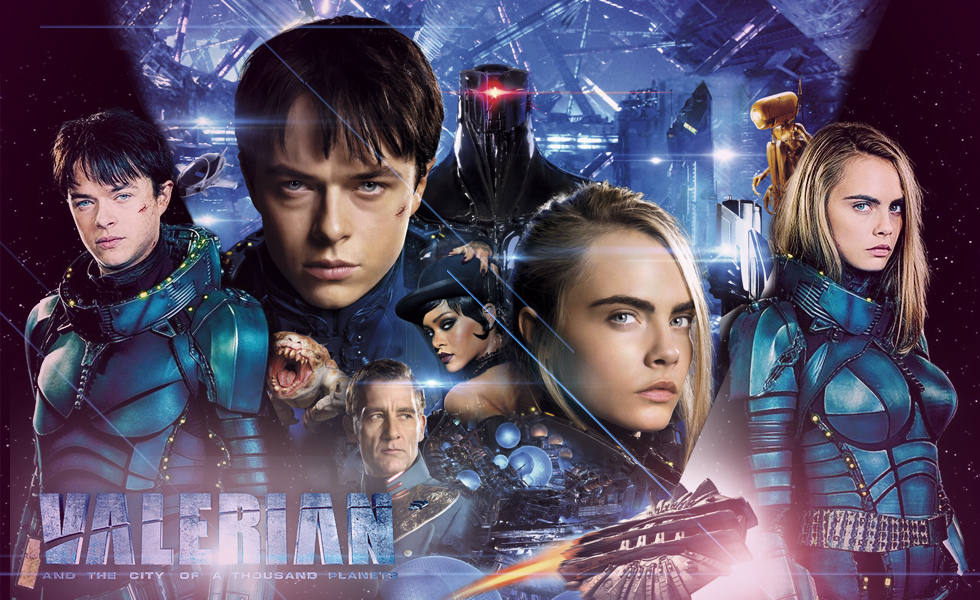 Valerian And The City Of A Thousand Planets' Have No Muscled-Up Hero