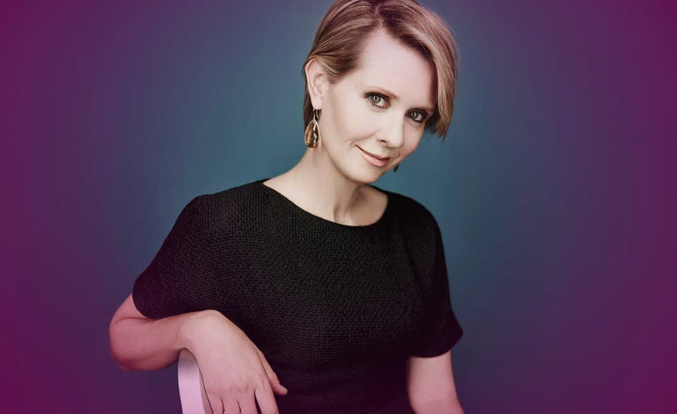 """Sex In The City"" Cynthia Nixon Is Reportedly Weighing In To Run For New York Governor"