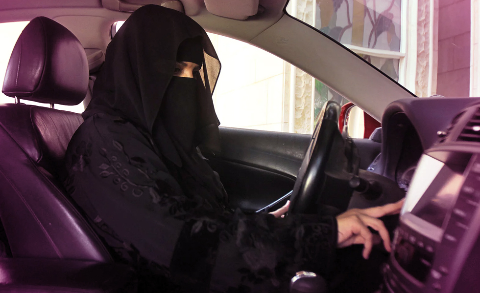A Big Step for Women in Saudi Arabia – Or not?