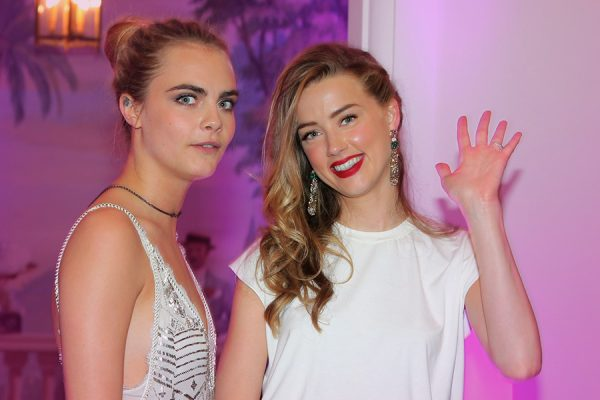 Amber and Cara turned away from club