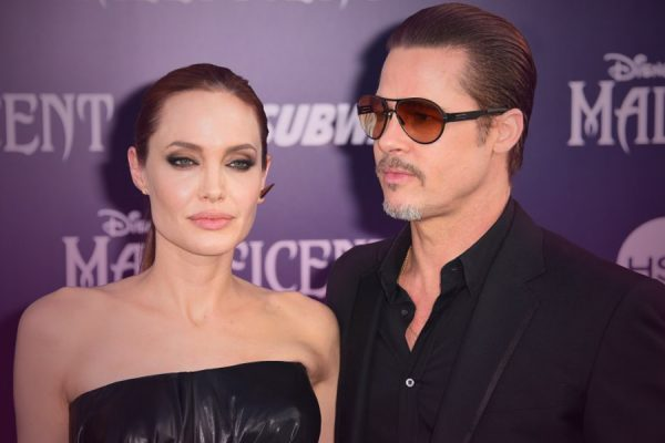 Brangelina brad and angelina split