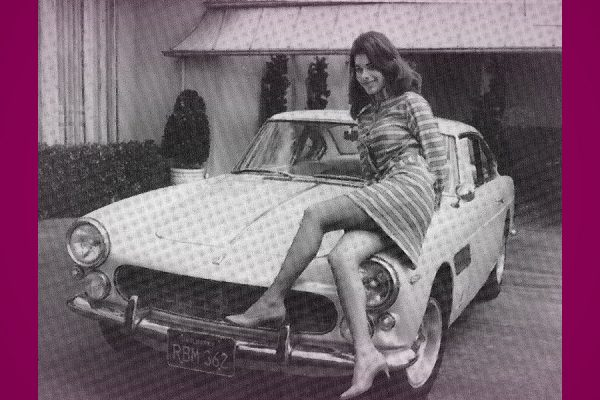 Wealthy Socialite Requested to Be Buried in Her Favorite 1964 Powder Blue Ferrari