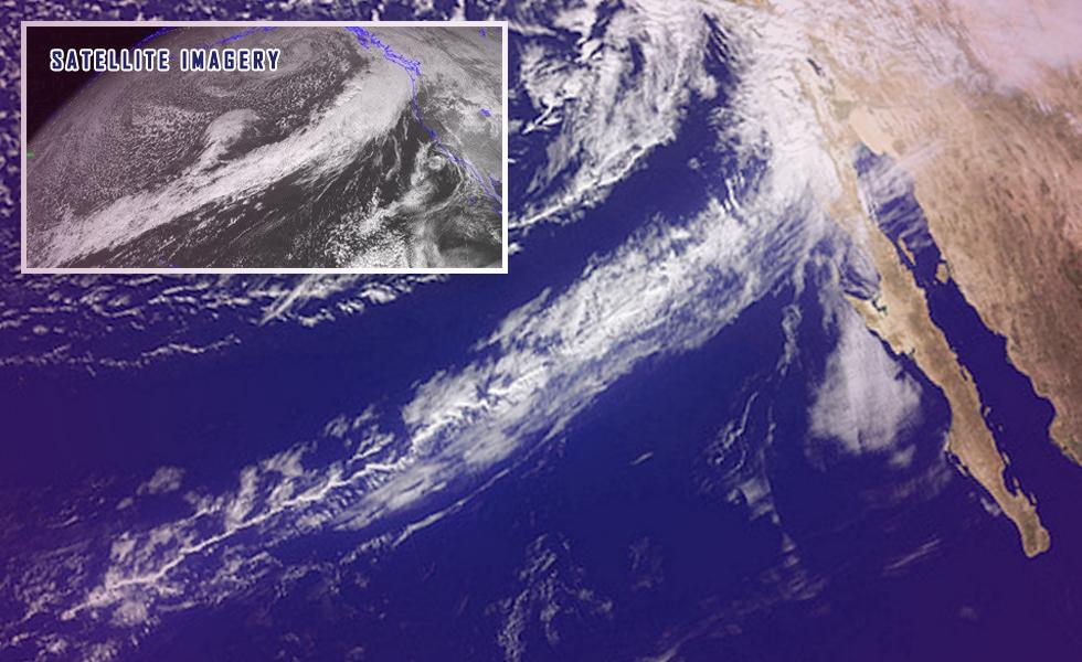 Californian Rivers in the Sky – Biblical?