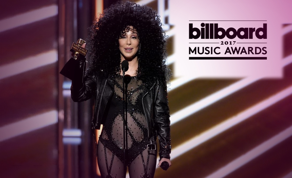 Cher Presented With Icon Award At 2017 Billboard Music Awards