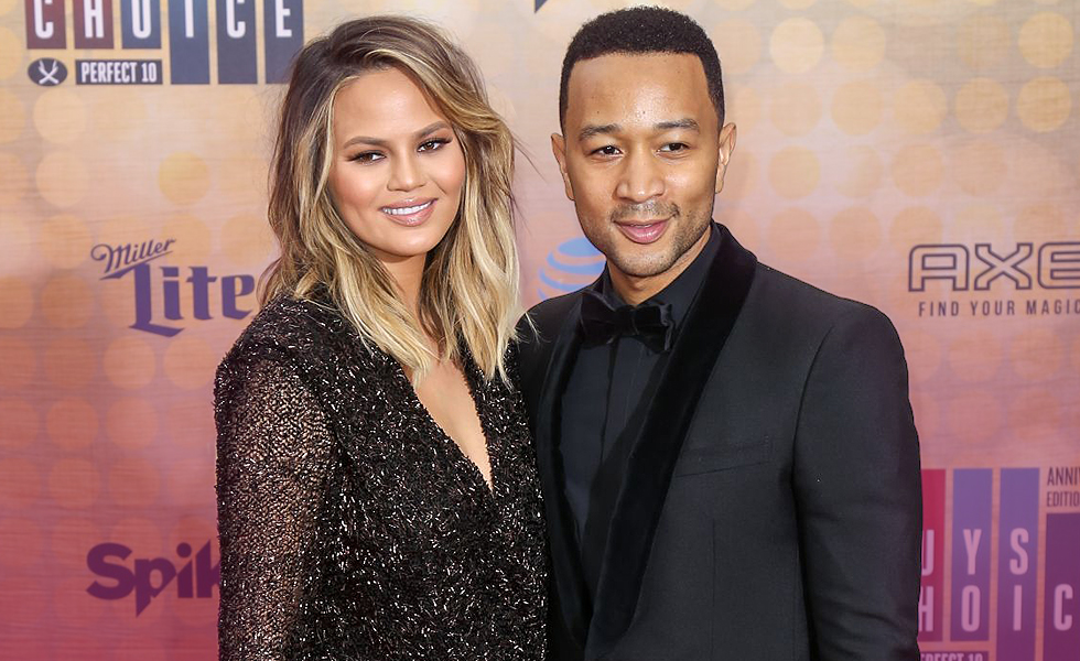 Chrissy Teigen Back on Track
