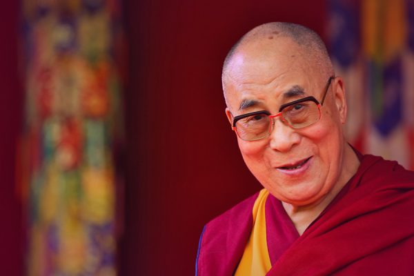 The Dalai Lama speaks out on Fake News!