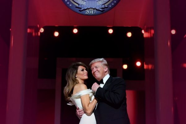 Has Donald Trump had his last dance with Melania?
