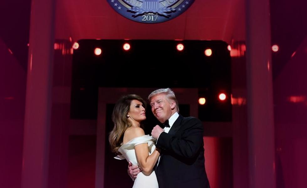 Has Donald Trump had his last dance with Melania?