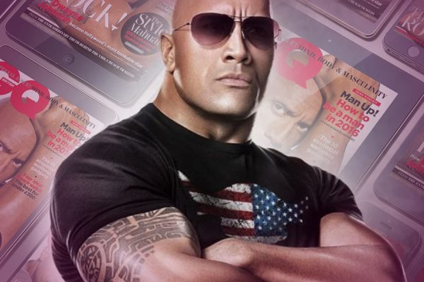 "Dwayne "" The Rock "" Johnson"
