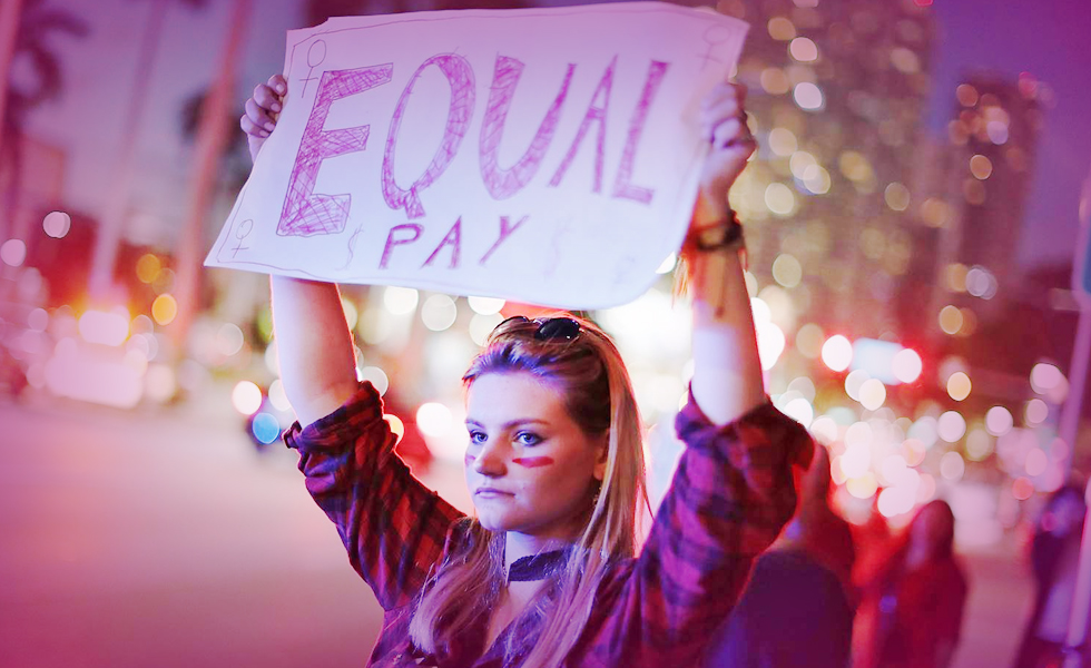 Equal Pay Day – women still earn less than men