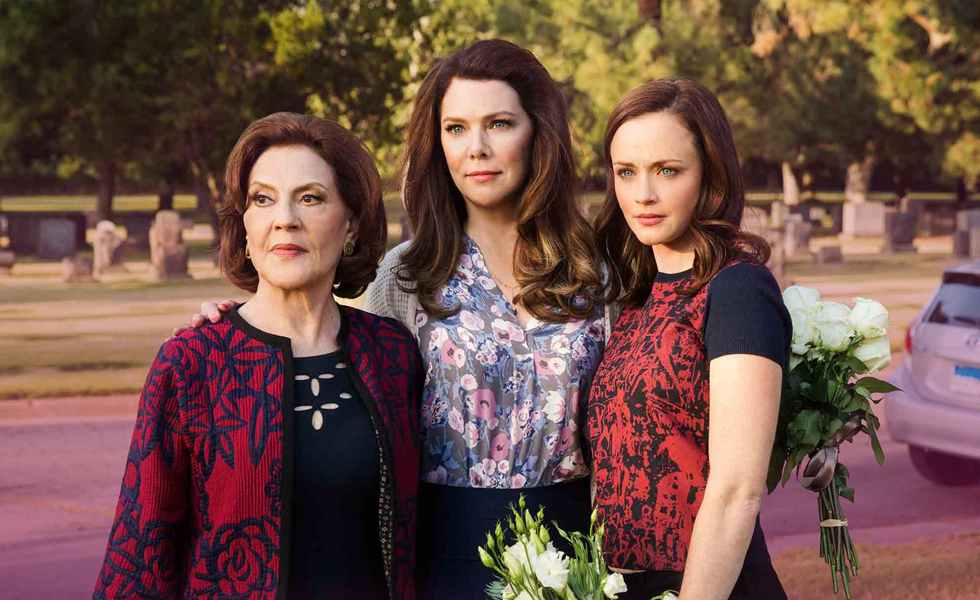 The Gilmore girls. Back in town?