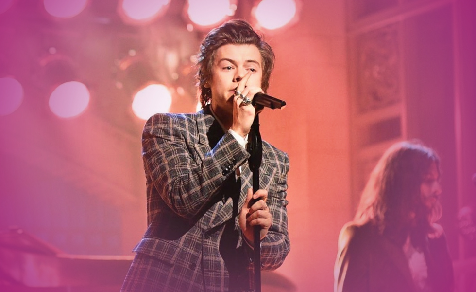 "Former ""One Direction"" Harry Styles Opens Up About His Sexuality"
