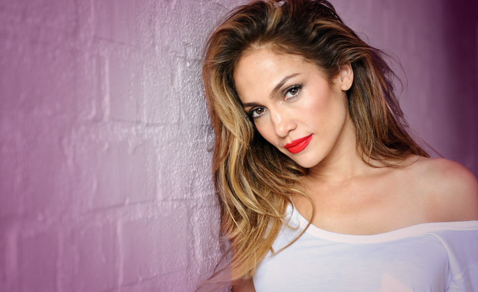 Jennifer Lopez J-Lo channels her inner Kim.