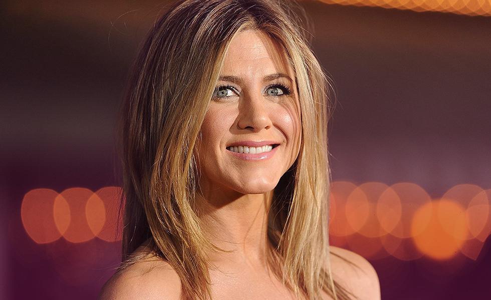 Jennifer Aniston Hits Back