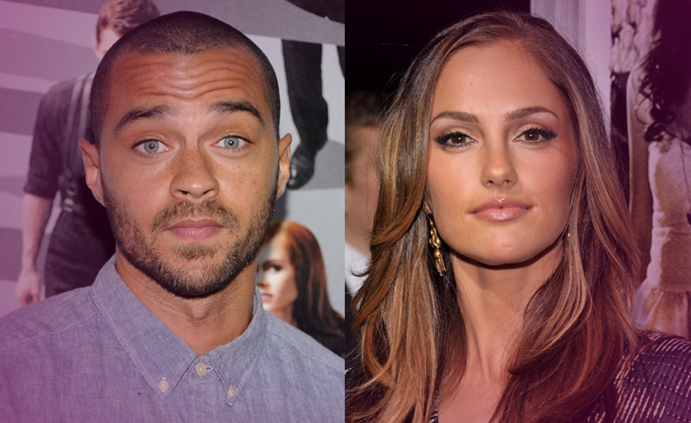 Jesse Williams And Minka Kelly Are Actually Dating?