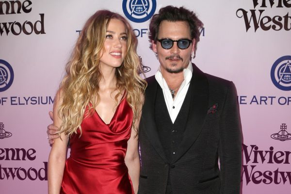 Johnny Depp Anber Herd Court