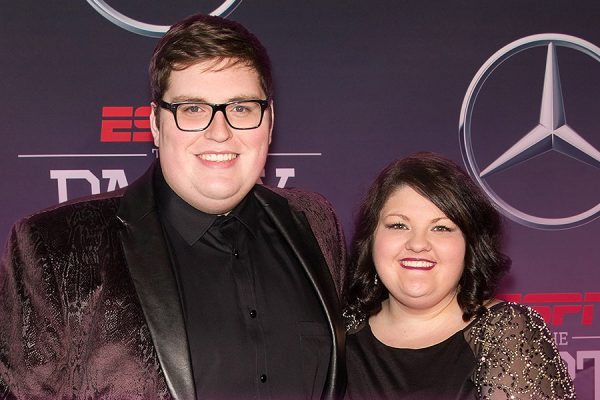 Jordan Smith and kristen Denny