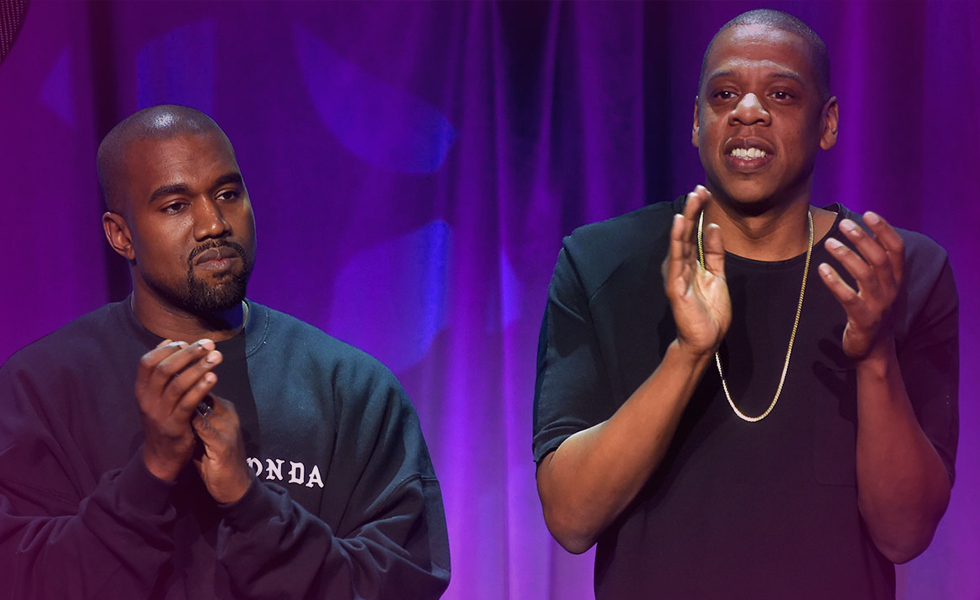 Kanye West Jay Z Feud Triggered By Kanye Rant, Not Tidal Money Dispute