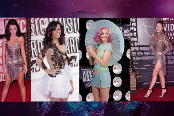 A Brief History Of How Katy Perry Has Always Rocked The MTV Music Awards