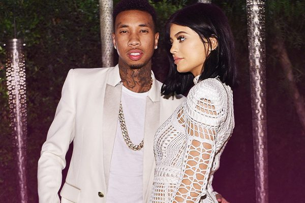 Kylie and Tyga