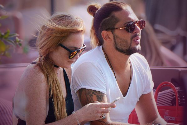 Lindsay Lohan Dating