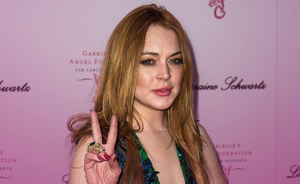 Lindsay lohan Little mermaid