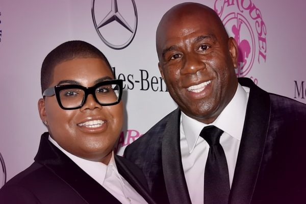 Magic Johnson Opens Up About His Son EJ Coming Out as Gay