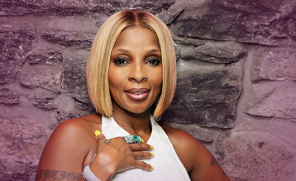 Mary J Blige, Mary J Blige's ex demands more cash.