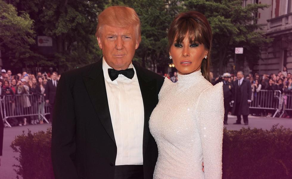 Melania Trump Master Class