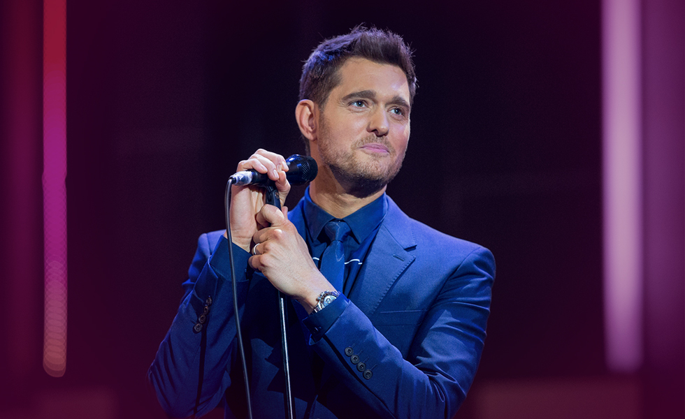 Michael Buble family