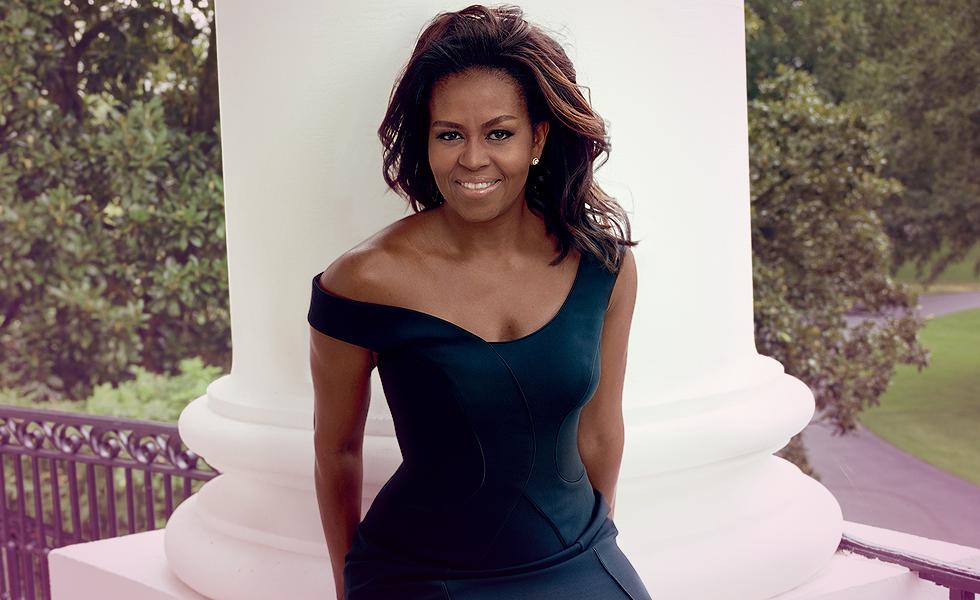 Michelle Obama Vogue