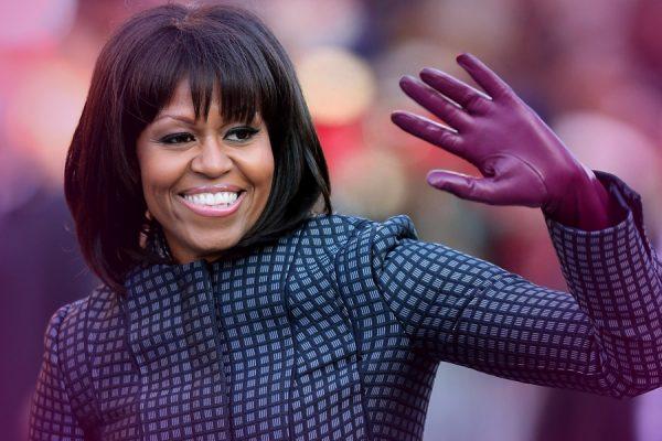 Michelle Obama fond farewell