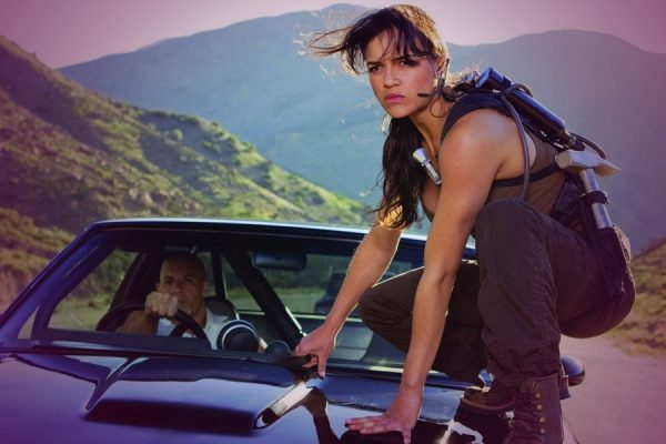 Michelle Rodriguez Threatens To Quit 'Fast And Furious' Over Its Treatment Of Women