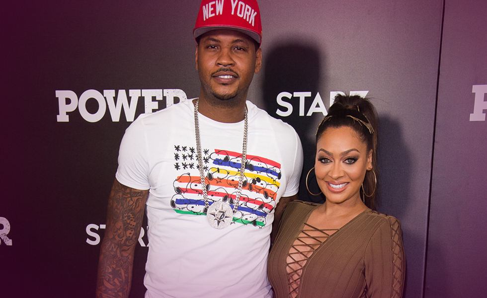 NBA Star Carmelo Anthony and La La Anthony Split After 6 Years of Marriage
