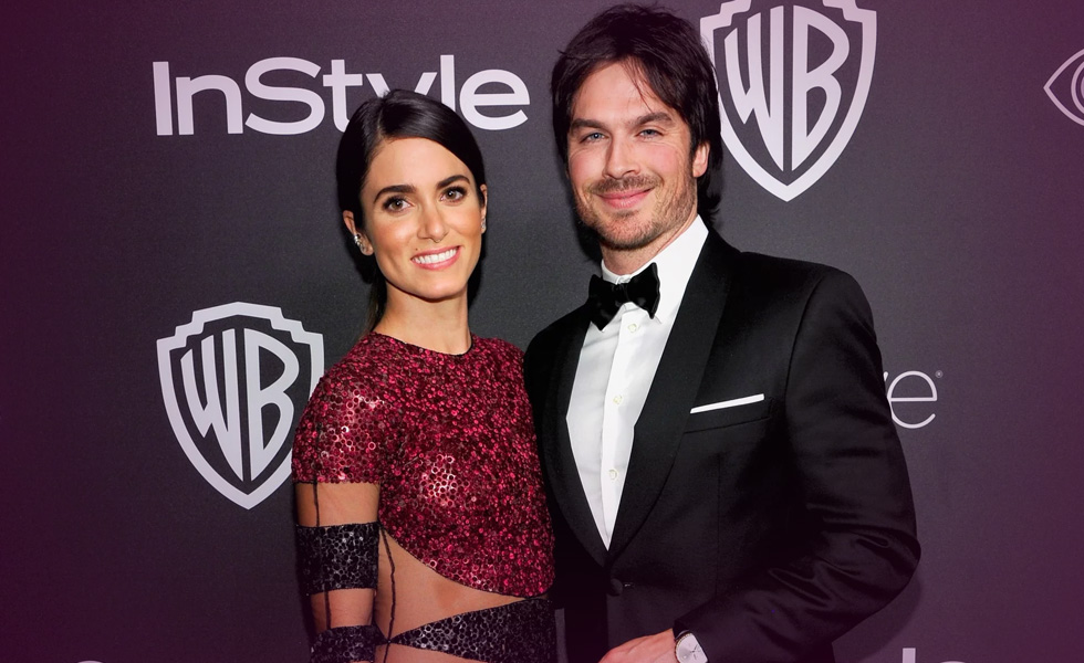 Vampires Nikki Reed and Ian Somerhalder Expecting First Child