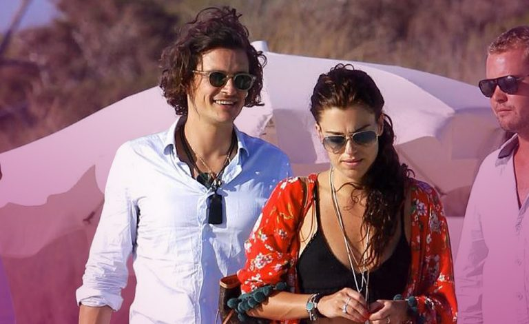 After Orlando Bloom goes naked, his ex-wife Miranda Kerr