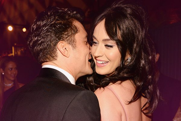 orlando bloom katy perry engaged