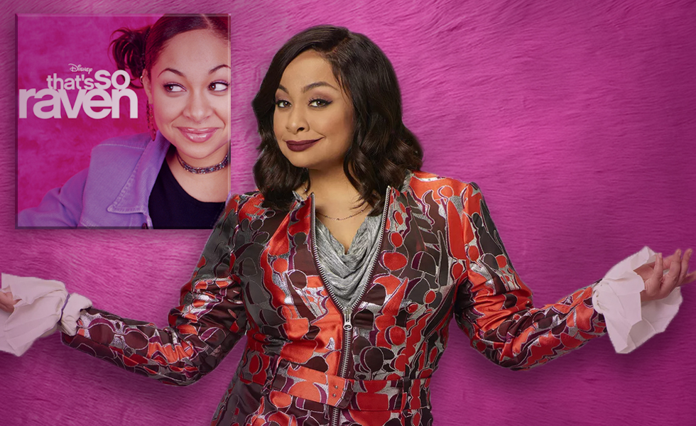 How Raven Symone Is Dealing With 'Mental Issues' From Being Body-Shamed As A Kid