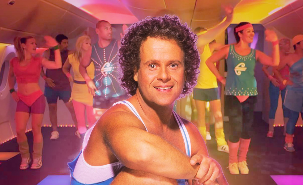 Richard Simmons Reveals He's Been The Victim of Blackmail For Several Years fitness guru