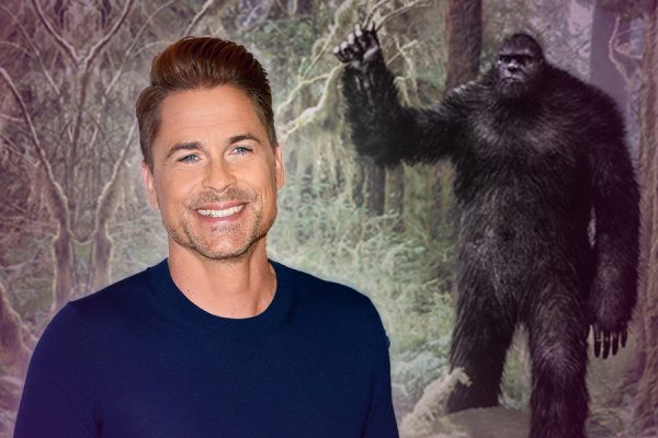 Rob Lowe Really See Bigfoot