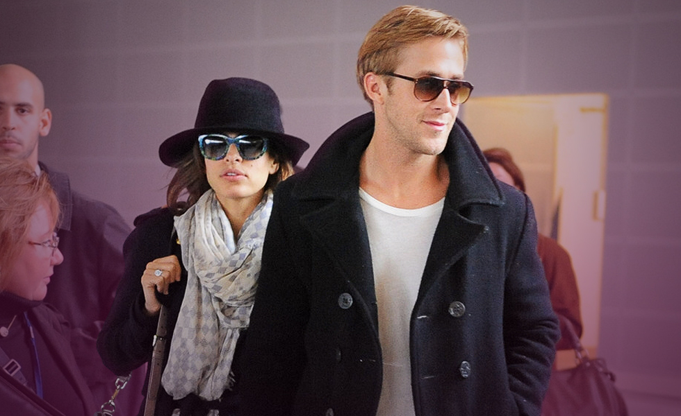 Ryan Gosling and Eve Mendez Marries