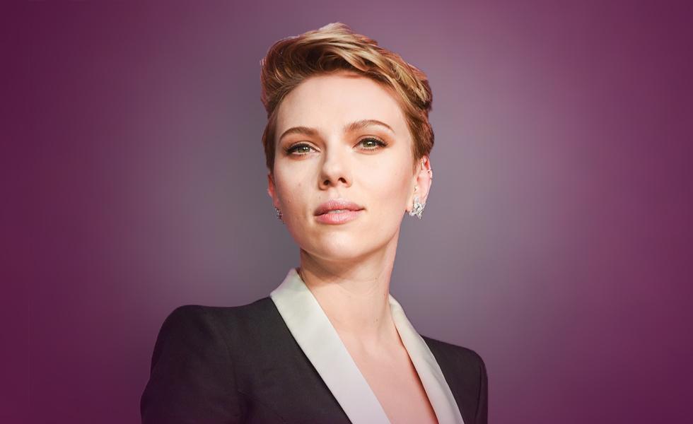 Scarlett Johansson Has Political Ambitions!