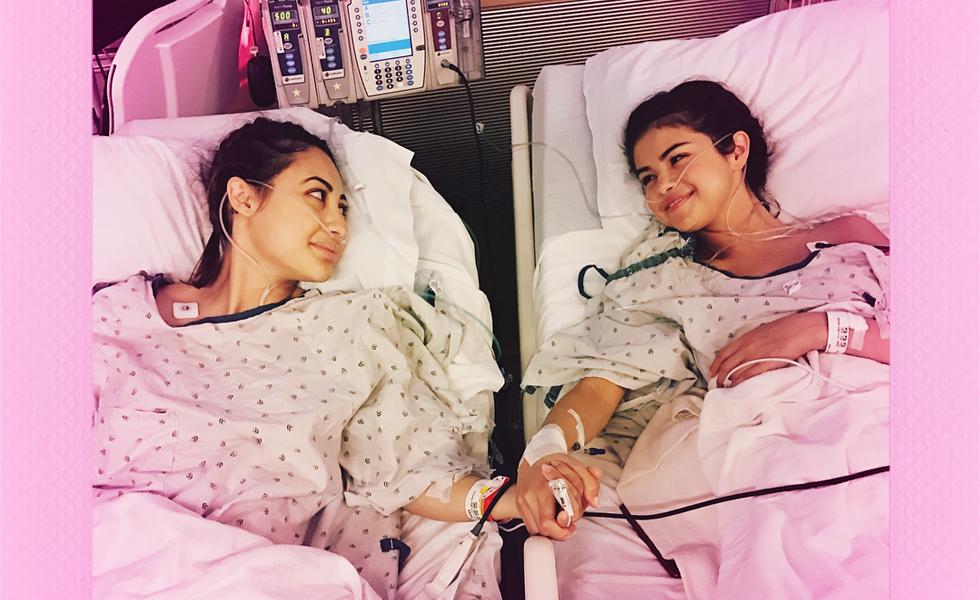 Selena Gomez Makes Public Her Secret Kidney Transplant