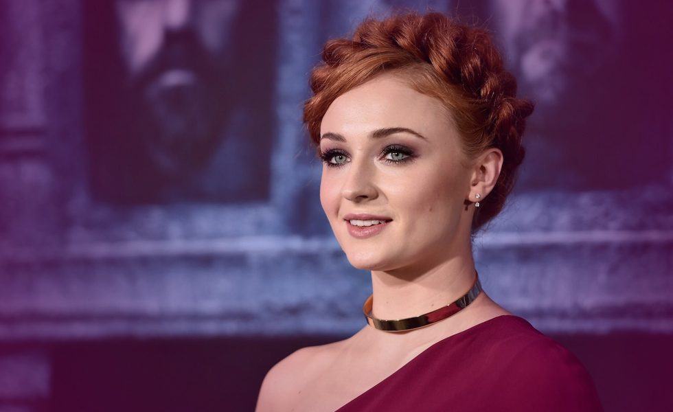 Sophie Turner Says 'Game Of Thrones' Was Her Sex Education