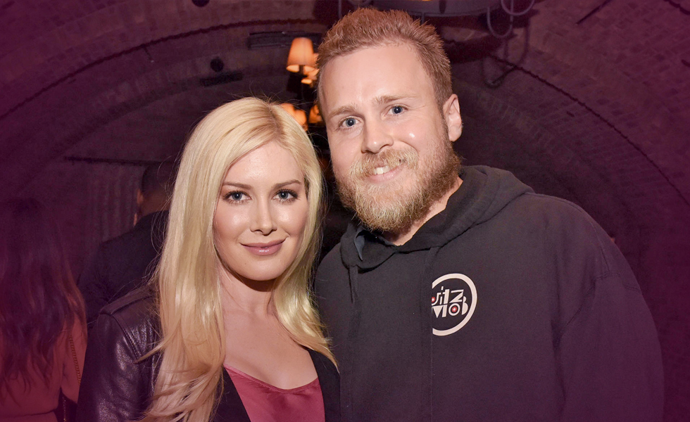 Reality TV Villians Spencer Pratt and Heidi Montag Expecting First Child