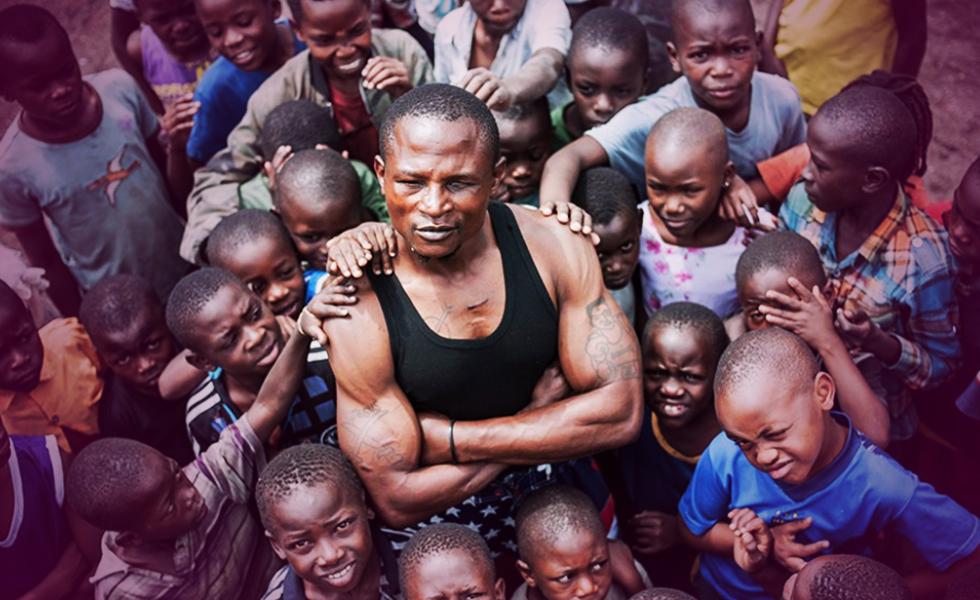 The Future of Child Soldiers Balezi Bagunda