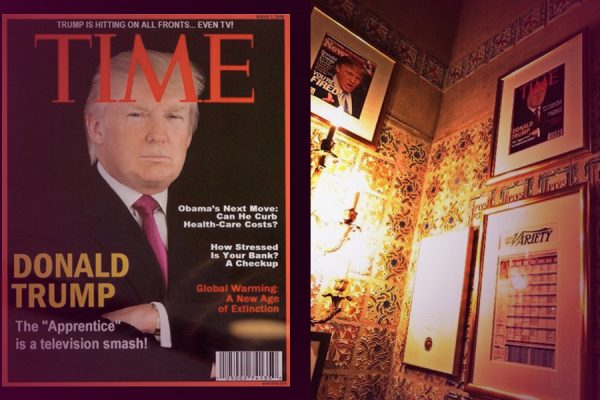 Time Magazine Asks Donald Trump To Remove Fake Cover From His Business Properties