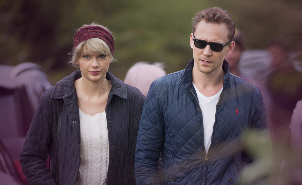 Tom Hiddleson Taylor Swift